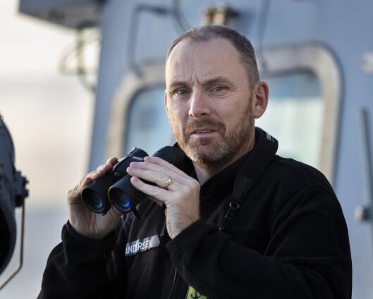 Sjef for Sjøforsvaret:– Kompetansen generelt er ikke lav