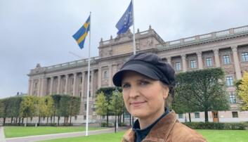 Jobben til svenske Stina er å beskytte det amerikanske forsvaret mot cyberangrep