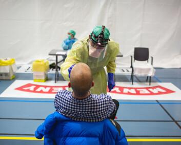 To ansatte i Panserbataljonen har testet positivt for korona
