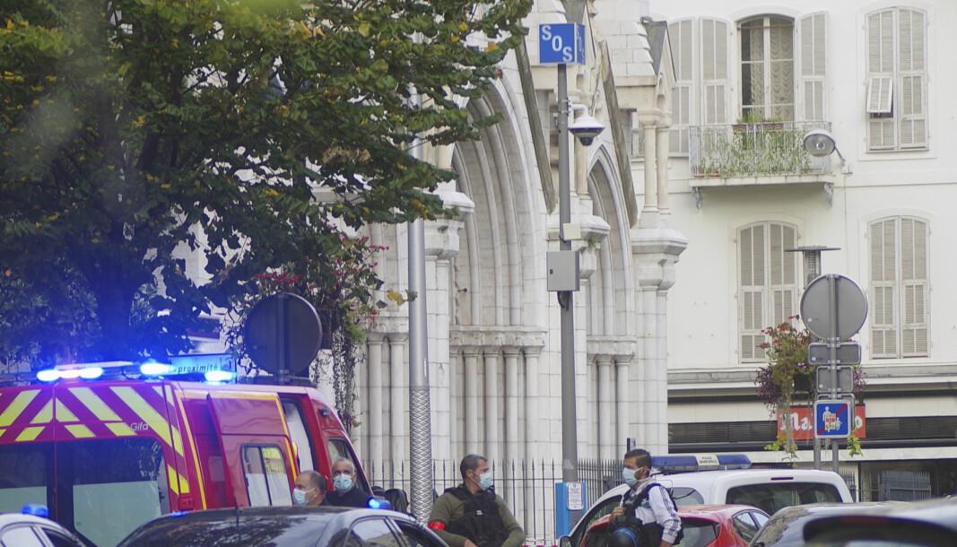 Minst tre ble drept i det som etter all sannsynlighet er et terrorangrep i Nice 29. oktober. Nå frykter en terrorforsker flere slike angrep.