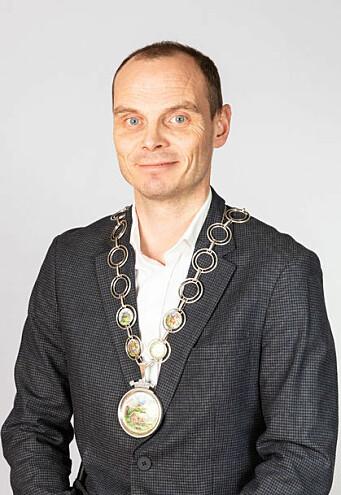 Ordfører i Bardu, Toralf Heimdal.