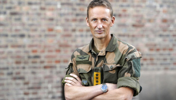 General Eirik Kristoffersen ser på om strukturen i Forsvaret er bygget opp for den organisasjonen han vil ha.
