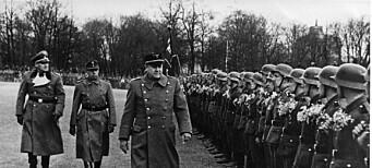 Quisling og det norske forsvaret
