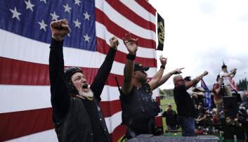 Proud Boys er representert over hele USA og medlemmene tyr ofte til vold, ifølge borgerrettighetsorganisasjonen Anti-Defamation League (ADL).