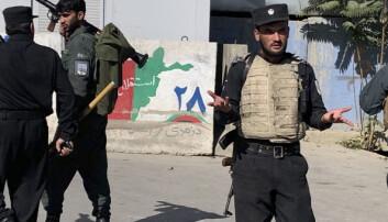 Norske spesialstyrker deltok i aksjon mot angripere i Kabul