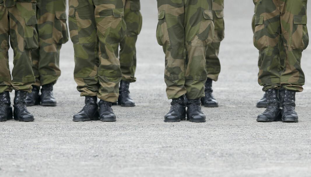 TILTALT: En mann i 20-årene er tiltalt for voldtekt på en kvinnelig kollega i Forsvaret.