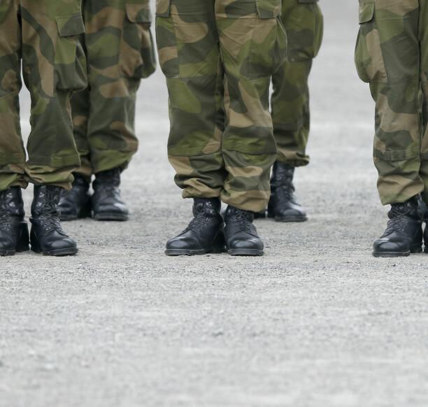 Mann tiltalt for voldtekt etter fest i militærleir