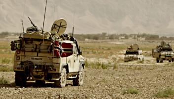 Utsetter svarfrist for Afghanistan-undersøkelsen