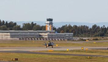 To koronasmittet i Luftforsvaret