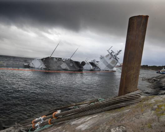 «Helge Ingstad»-rapport kan senke milliardsøksmål