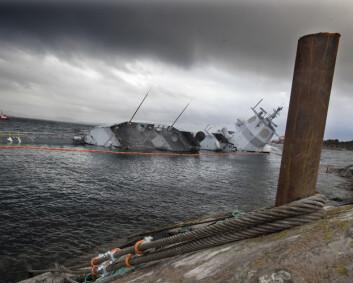 – Havarikommisjonens rapport om fregattforliset av KNM Helge Ingstad er knusende