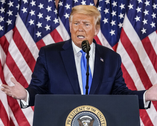 Trump truer med veto mot forsvarsbevilgning