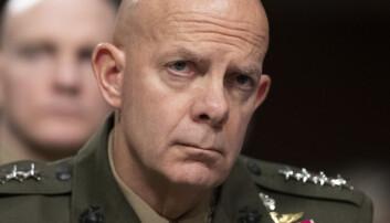 Amerikansk general vil ha mobile baser i Norge