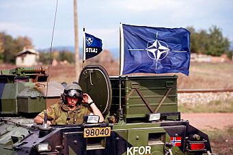 Stormaktene og krigen på Balkan