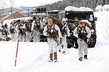 –Forsvars-kommisjonen må stå friest mulig