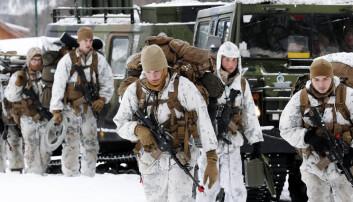 – Nei, Forsvaret er ikke «outsourcet» til amerikanerne
