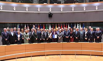 EU åpner forsvarssamarbeid for tredjeland