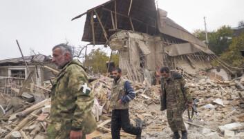 Våpenhvile mellom Armenia og Aserbajdsjan