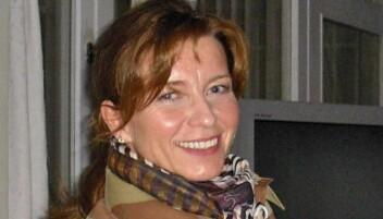 Birgith Andreassen blir tildelt Forsvarets likestillingspris i 2020. Dette bildet er fra da hun tjenestegjorde som Gender Advisor i Afghanistan i 2009-10.