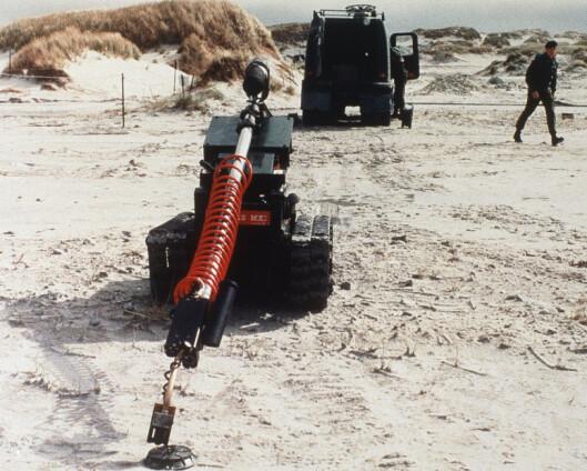 Falklandsøyene straks minefrie