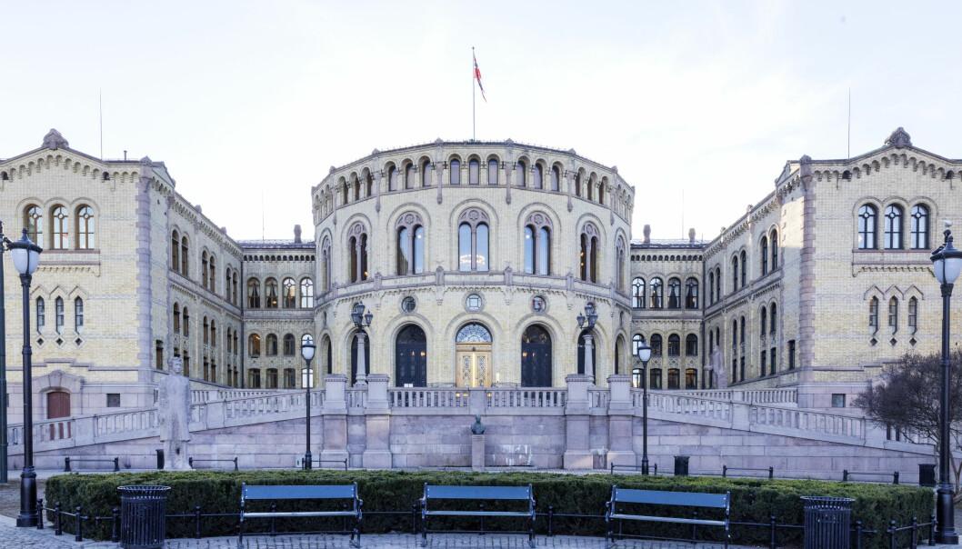 Stortinget er Norges nasjonalforsamling.