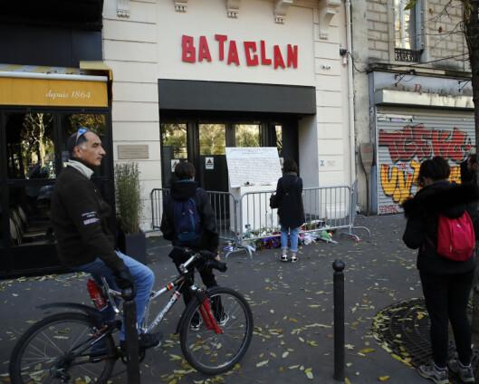 Fem år siden terrorkvelden i Paris