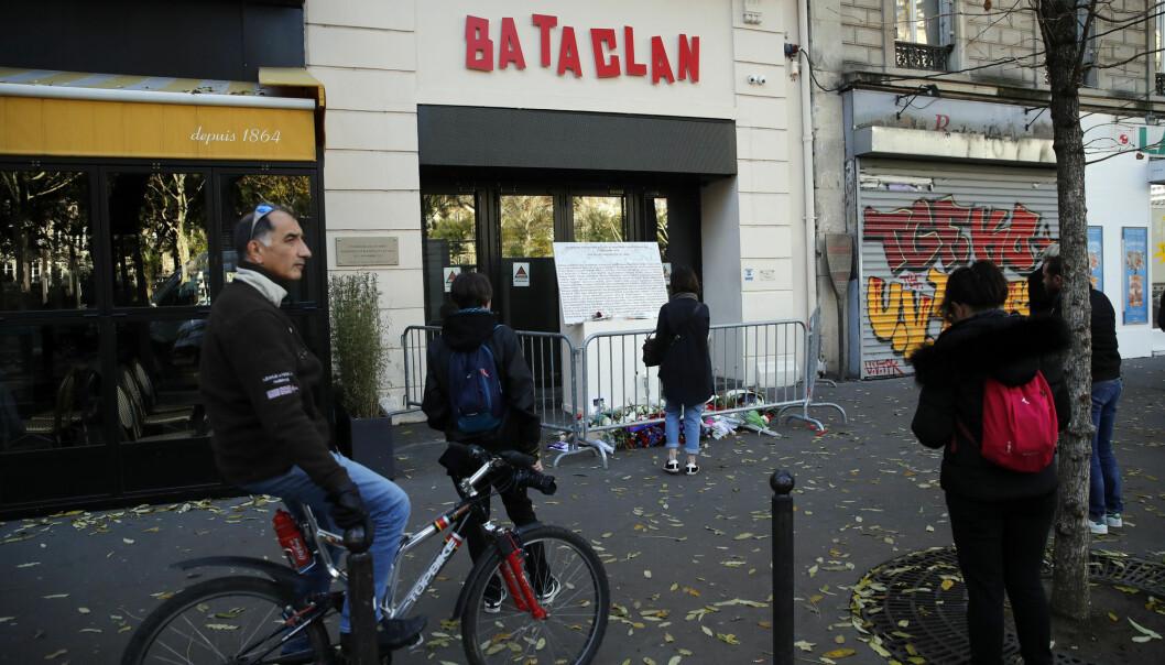 13. november 2015 var konsertstedet Bataclan et av flere terrormål i Paris.
