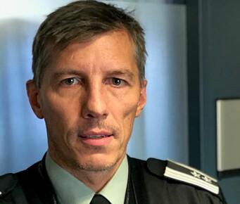 Oberstløytnant Kim Svarem fra FSA.