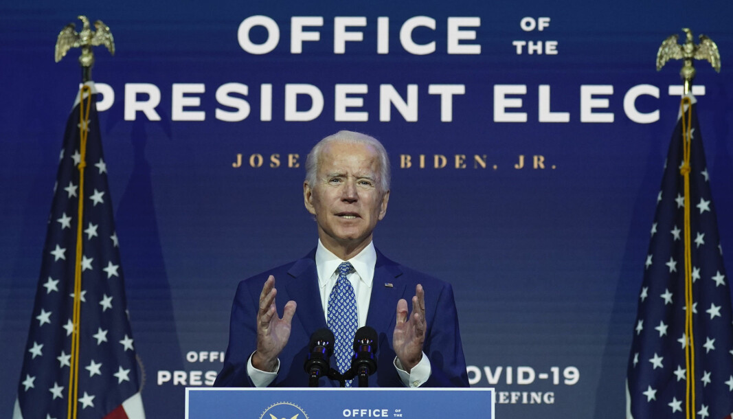 Joe Biden har flere ganger kommet med krass kritikk av Saudi-Arabia.