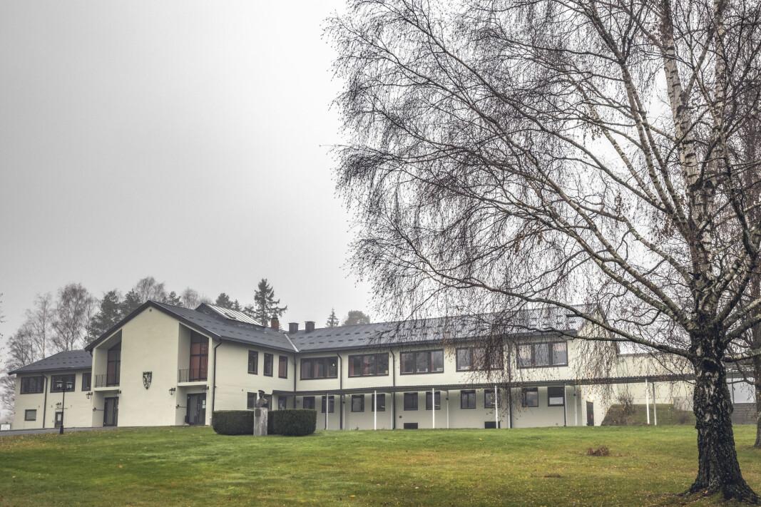 Krigsskolen på Linderud har vært i «lockdown» etter flere smittetilfeller den siste tiden.