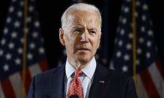 Ekspert: – Biden gir fra seg sitt siste forhandlingskort