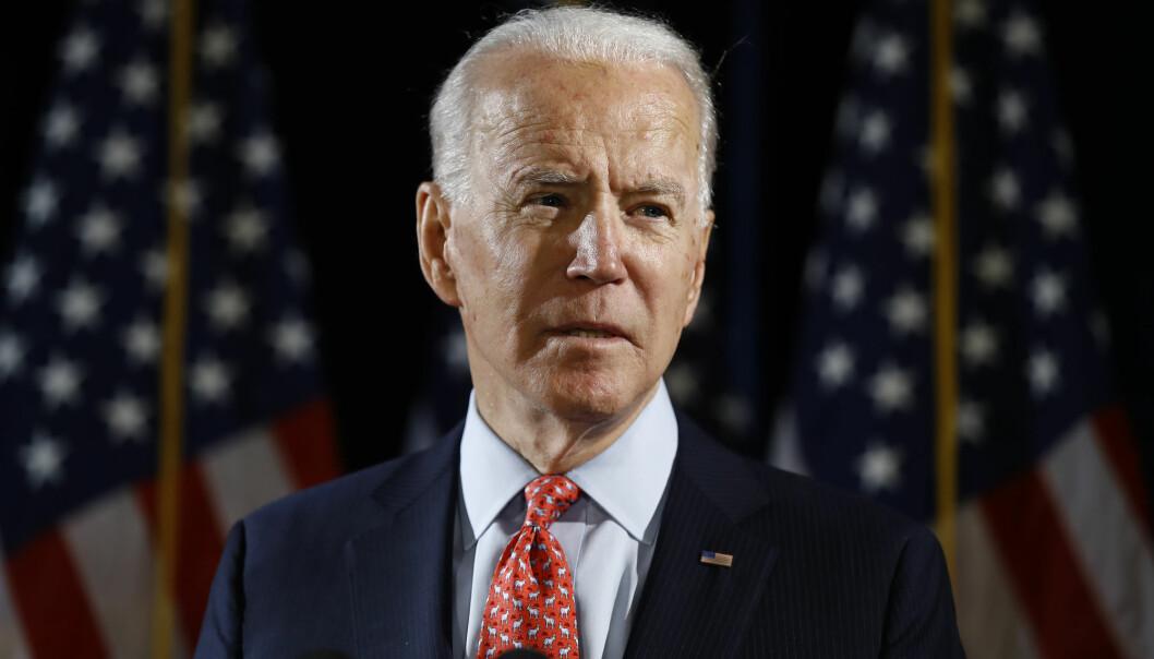 USAs president Joe Biden reverserer Donald Trumps forbud mot transpersoner i militæret.