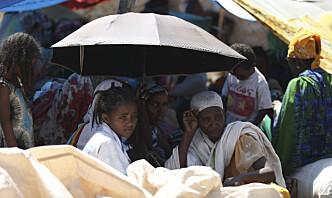 Krigen i Etiopia: Slik skjedde opptrappingen