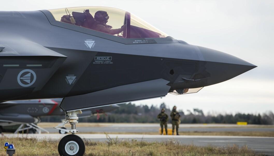 Ifølge Danmarks Radio skal den amerikanske etterretningstjenesten NSA skal ha spionert på mål i Norge og Danmark, deriblant i tilknytning til kampflykjøpet. Det er ikke overraskende, skriver Aslak Bonde.