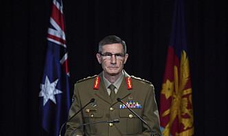 Rapport: Australske spesialsoldater anklages for 39 drap i Afghanistan