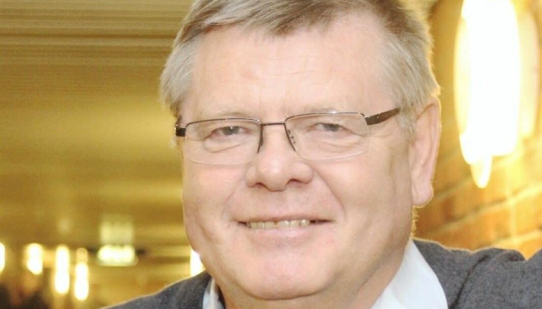 Mikrobiolog Ørjan Olsvik har i flere år vært del av Forsvarets Rapidly Deployable Outbreak Investigation Team.