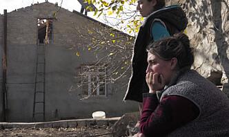 Våpenhvile gjør etniske armenere hjemløse
