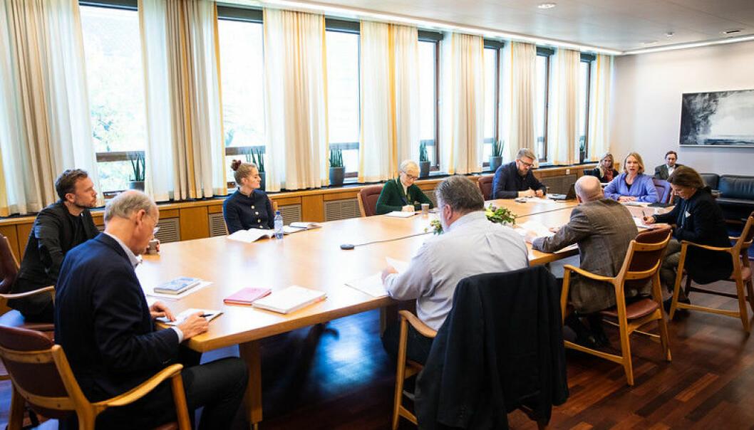 I fire uker har partene i Utenriks- og forsvarskomiteen forhandlet om ny langtidsplan.