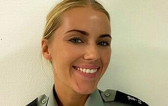 Innleggsforfatter Thea Marie Torp er logistikk-kadett på Sjøkrigsskolen.