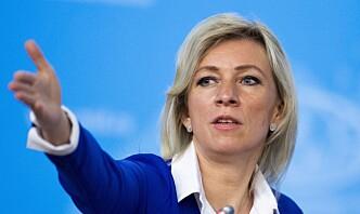 Russisk UD med kraftig kritikk av norsk forsvarspolitikk