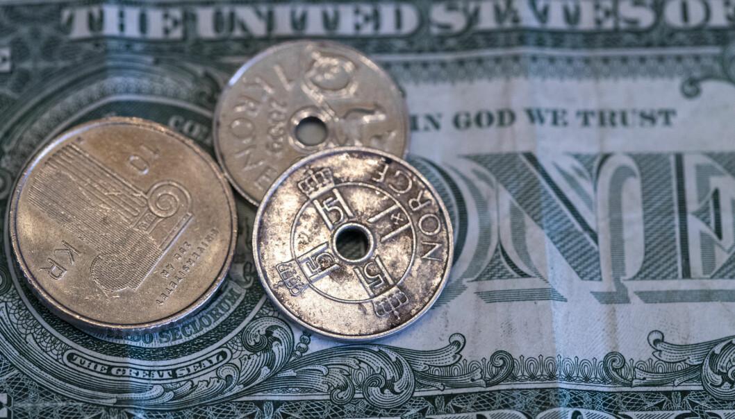 Korona-utgifter og valuta-svingninger får konsekvenser for 2020-budsjettet.