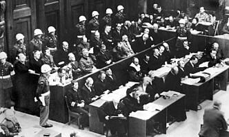 Tyskland minnes at det er 75 år siden Nürnberg-prosessene startet
