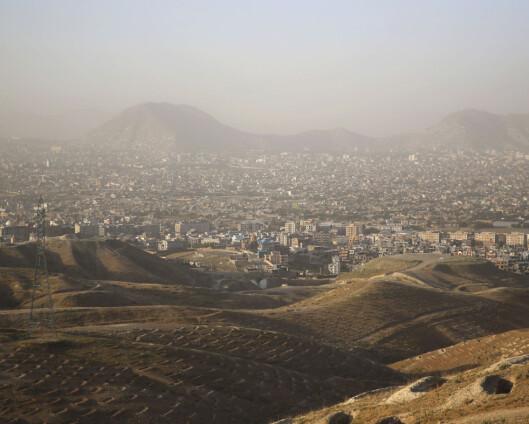 Korona-vaksiner sendes til Afghanistan mandag