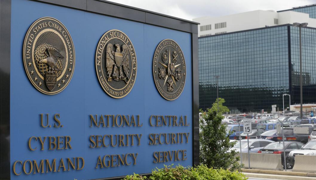 USA utgjør ingen trussel mot Norge. Tvert i mot, de utgjør vår sikkerhetsgaranti, skriver Bjørn Svenungsen. Her ser vi NSAs hovedkvarter ved Fort Meade i Maryland USA.