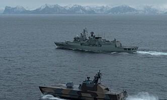 – At Nato øver i Arktis, har stor verdi