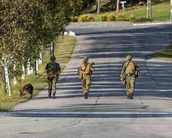 Vakt fikk konvertere til militær stilling etter sak i Diskrimineringsnemda
