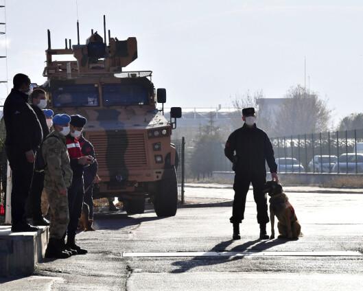 Livstidsdommer for kuppforsøket i Tyrkia
