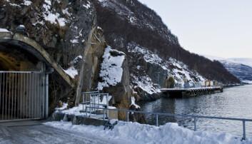 Forsvaret dropper Olavsvern til forhåndslagring av materiell