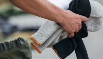 Ny klesmangel i Forsvaret: Soldatene må gjenbruke undertøy