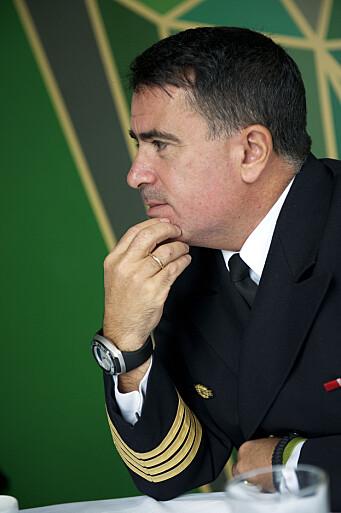 Lars Arne Aulie var i 2012 kontingentsjef i Afghanistan.